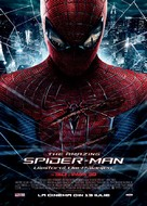 The Amazing Spider-Man - Romanian Movie Poster (xs thumbnail)