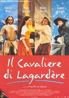 Le Bossu - Italian Movie Poster (xs thumbnail)