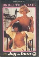 Joy et Joan - French VHS cover (xs thumbnail)