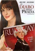 The Devil Wears Prada - Brazilian DVD movie cover (xs thumbnail)