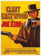 Joe Kidd - French Movie Poster (xs thumbnail)
