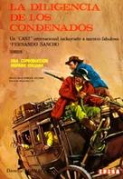La diligencia de los condenados - Spanish Movie Poster (xs thumbnail)