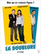 Doublure, La - French Movie Poster (xs thumbnail)