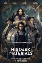 """His Dark Materials"" - Mexican Movie Poster (xs thumbnail)"