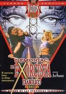 L'éventreur de Notre-Dame - Spanish DVD cover (xs thumbnail)