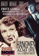 Hangmen Also Die! - DVD cover (xs thumbnail)