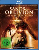 Sands of Oblivion - German Movie Cover (xs thumbnail)