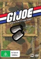 """G.I. Joe: A Real American Hero"" - Australian DVD movie cover (xs thumbnail)"