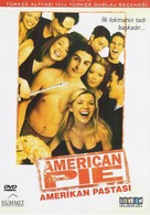 American Pie - Turkish Movie Cover (xs thumbnail)