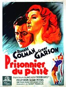 Random Harvest - French Movie Poster (xs thumbnail)
