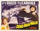 Dead Men Walk - Movie Poster (xs thumbnail)