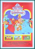 The Care Bears Adventure in Wonderland - Movie Poster (xs thumbnail)