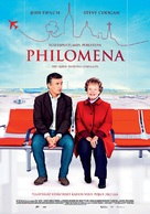 Philomena - Finnish Movie Poster (xs thumbnail)