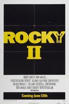 Rocky II - Advance movie poster (xs thumbnail)