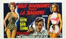 Slightly Scarlet - Belgian Movie Poster (xs thumbnail)