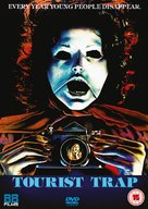 Tourist Trap - British Movie Cover (xs thumbnail)