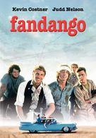 Fandango - DVD cover (xs thumbnail)