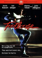 Footloose - DVD cover (xs thumbnail)