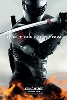G.I. Joe: Retaliation - Movie Poster (xs thumbnail)