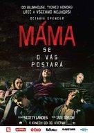 Ma - Czech Movie Poster (xs thumbnail)