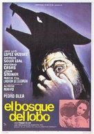 Bosque del lobo, El - Spanish Movie Poster (xs thumbnail)