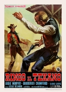 The Texican - Italian Movie Poster (xs thumbnail)