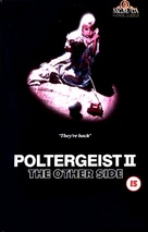 Poltergeist II: The Other Side - British Movie Cover (xs thumbnail)