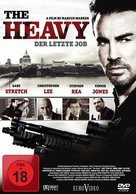 The Heavy - German DVD movie cover (xs thumbnail)
