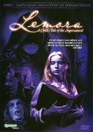 Lemora: A Child's Tale of the Supernatural - DVD cover (xs thumbnail)