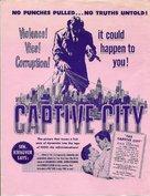 The Captive City - poster (xs thumbnail)