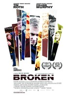 Broken - British Movie Poster (xs thumbnail)