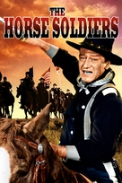 The Horse Soldiers - Movie Cover (xs thumbnail)