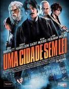 Bunraku - Brazilian Movie Poster (xs thumbnail)
