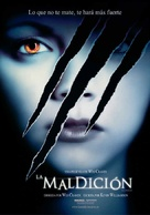 Cursed - Spanish Movie Poster (xs thumbnail)