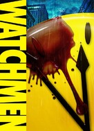 Watchmen - Movie Cover (xs thumbnail)