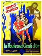 Jack and the Beanstalk - French Movie Poster (xs thumbnail)