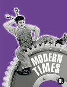 Modern Times - Dutch DVD cover (xs thumbnail)