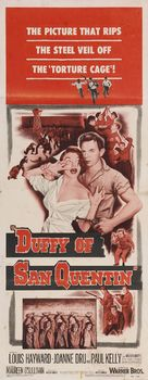 Duffy of San Quentin - Movie Poster (xs thumbnail)