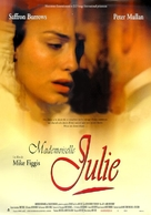 Miss Julie - French Movie Poster (xs thumbnail)
