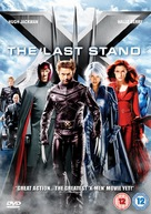 X-Men: The Last Stand - British Movie Cover (xs thumbnail)