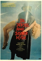 Dr. Jekyll and Sister Hyde - German Movie Poster (xs thumbnail)
