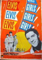 Girls! Girls! Girls! - Swedish Movie Poster (xs thumbnail)