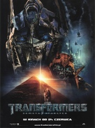 Transformers: Revenge of the Fallen - Polish Movie Poster (xs thumbnail)
