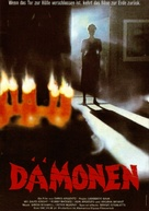 Demoni 2 - German Movie Poster (xs thumbnail)