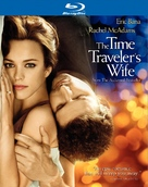 The Time Traveler's Wife - British Movie Cover (xs thumbnail)