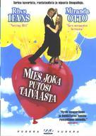 Danny Deckchair - Finnish Movie Cover (xs thumbnail)