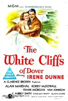 The White Cliffs of Dover - Australian Movie Poster (xs thumbnail)