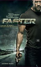 Faster - Indian Movie Poster (xs thumbnail)