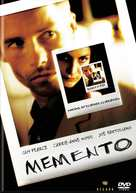 Memento - Swiss Movie Cover (xs thumbnail)