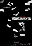 Concursante - Spanish Movie Poster (xs thumbnail)